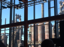 Long-idled blast furnaces