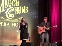 Willy Porter and Carmen Nickerson at Mauch Chunk Opera House