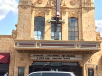 The Ambler Theater, cornerstone of beautiful downtown Ambler PA