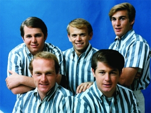 The Beach Boys early in their career. Photo: Capitol Records Photo Archives