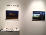 Artworks by Keith Sharp at 3rd Street Gallery.