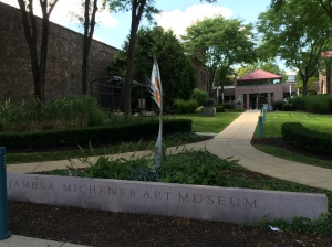 James A. Michener Art Museum.