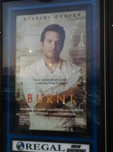 We saw Burnt in Warrington, PA.