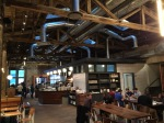 Interior of La Colombe Fishtown.