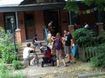 Jon Veit at West Philly Porchfest.