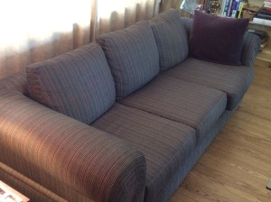 The sofa that Erratica eyed.