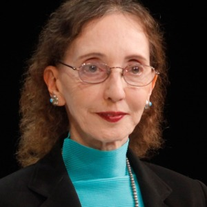 Joyce Carol Oates. (Photo: Thos Robinson/Getty Images)