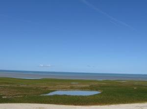 Cape Cod Bay.