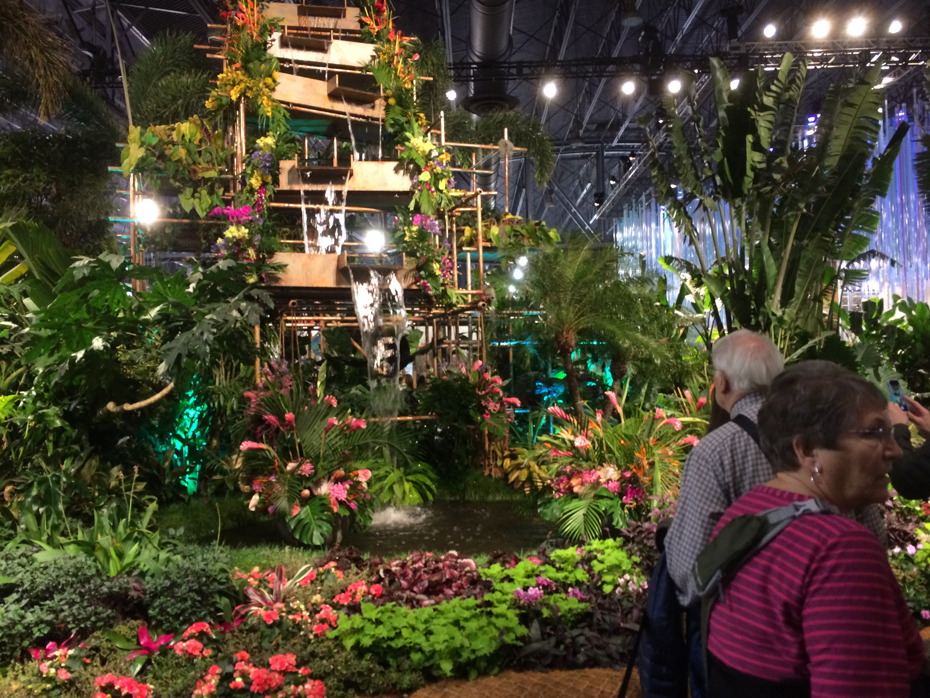 Philadelphia Flower Show – Yeah, Another Blogger